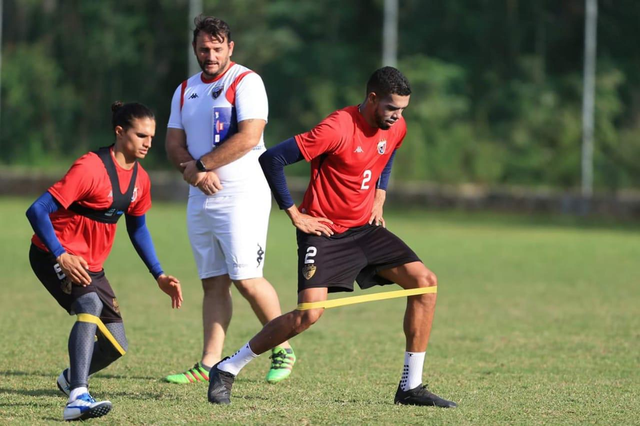 INTERVIEW WITH NICOLAS BURTOBOY, THE ATLANTE FC TECHNICAL ASSISTANT